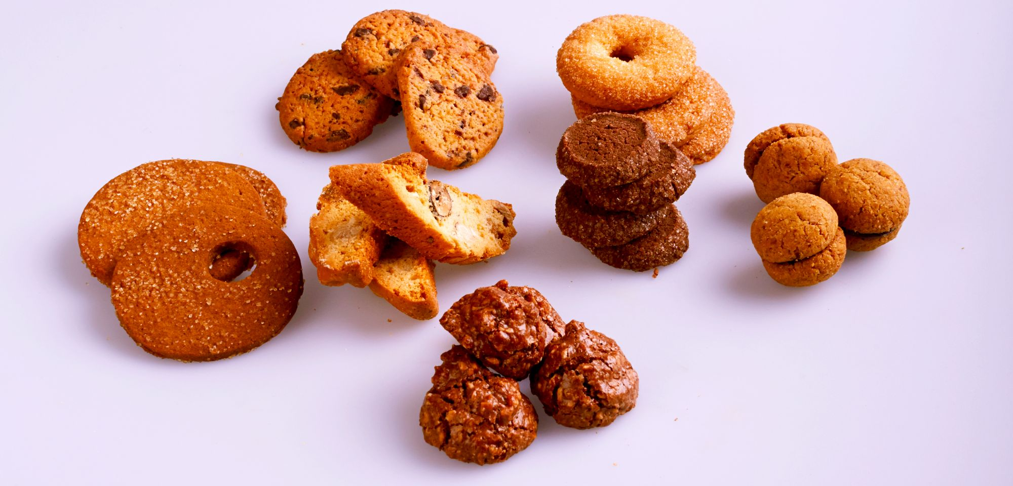 ABC della pasticceria: biscotti