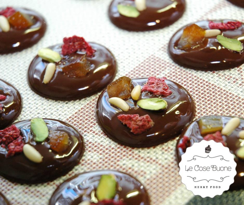 Pasticcere per passione: cioccolato e cioccolatini