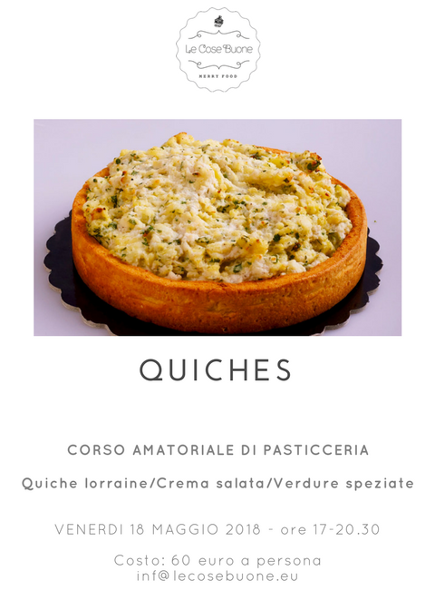 Quiches salate